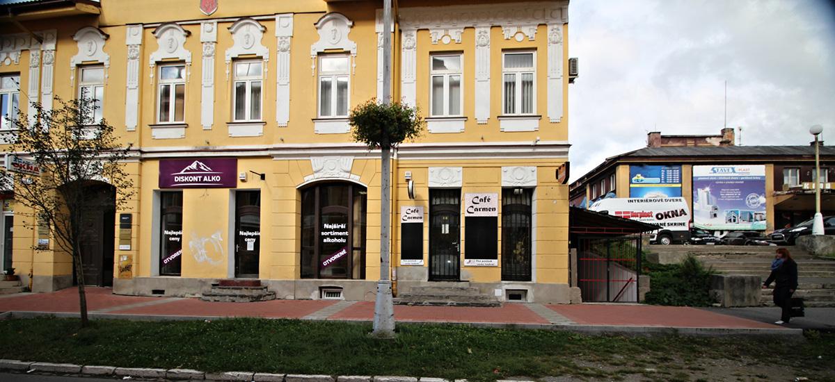 Predajňa DISKONT ALKO Banská Bystrica