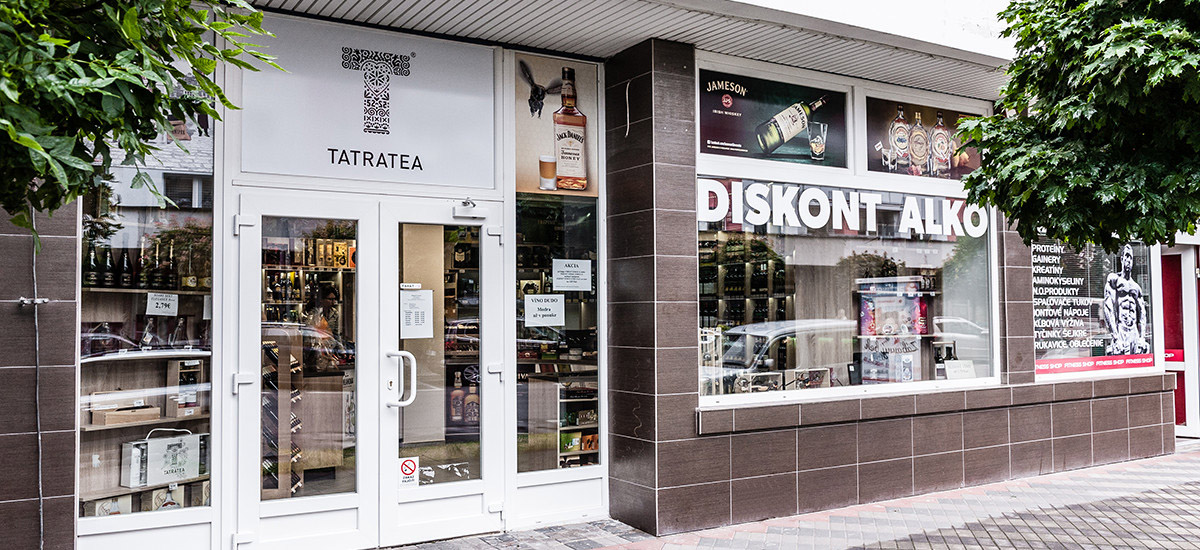 Predajňa DISKONT ALKO Ružomberok